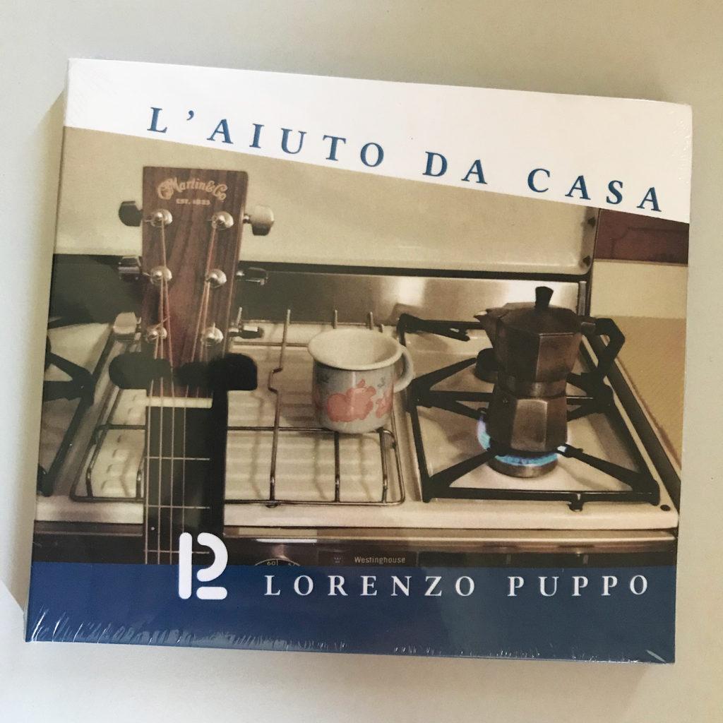 L'Aiuto Da Casa - CD - Lorenzo Puppo